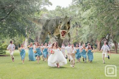 black-horse-inn-viral-dinosaur-wedding-photo