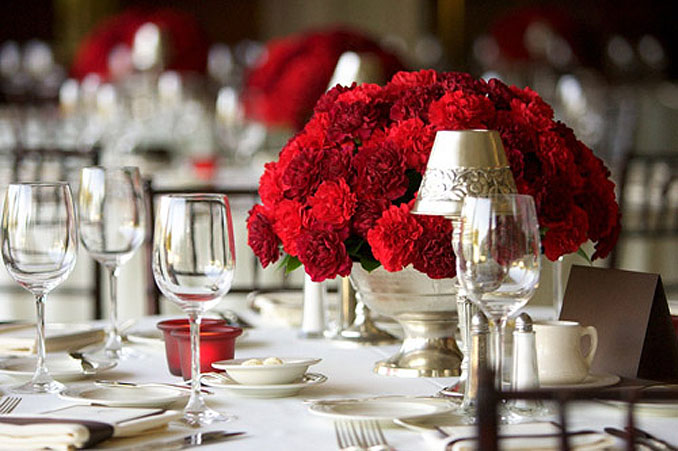 Inexpensive Flowers For Your Wedding Reception