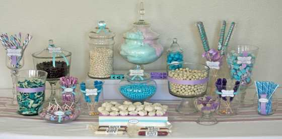 blue-purple-and-white-candy-buffet