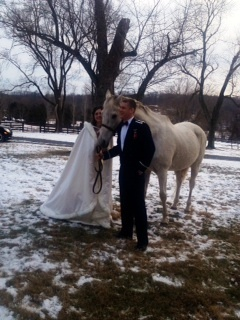 B&G with Horse